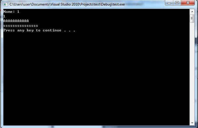 how to detect enter or newline in c with fgets