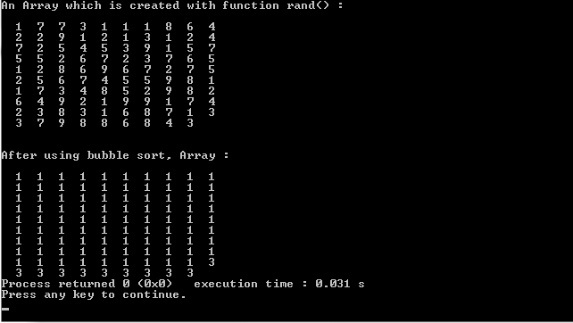 """A Problem Between """"creating an array using rand()""""  and  """"the use of bubble""""-rand-bubble-sort-large-png"""