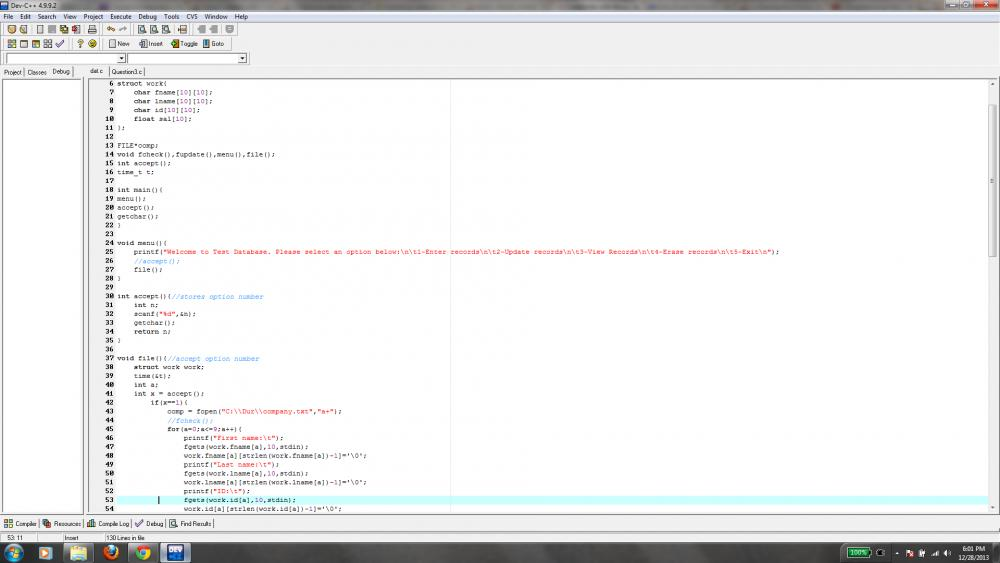 I need help with this program-datab-jpg
