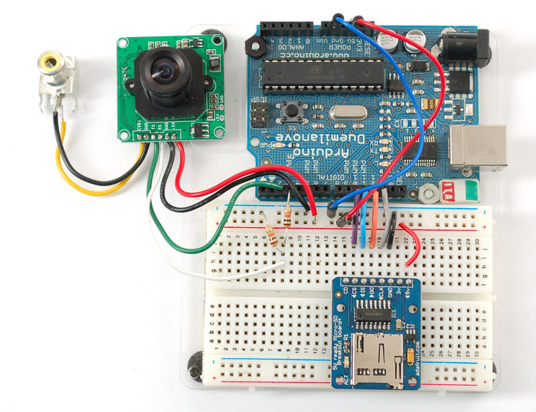 Wireless surveillance system using arduino and zigbee