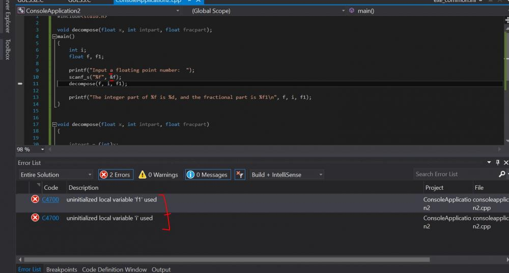 Trying to Replicate These Two Program Examples Demonstrating Utility of Pointers-ddd-jpg