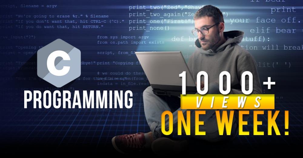 Your C Programming Journey Starts Here - the Definitive C Tutorial!-1200-627-c-programming-1000=-views-jpg