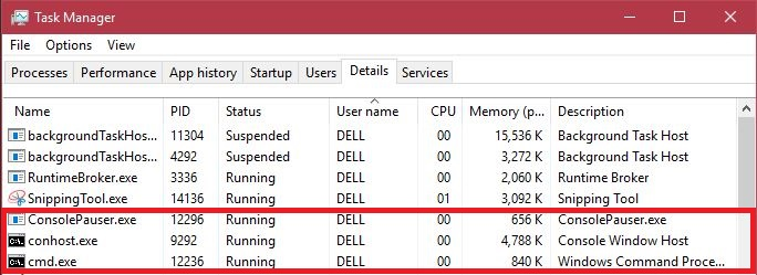 Strange error when running code