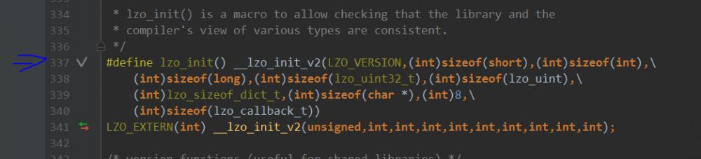 Can't compile simpe program using mini-LZO library-3-jpg