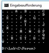 Multi-Array Problem: Random Walk of Alphabet on 10x10 Matrix (Beginner)-aplhabetmatrix-jpg