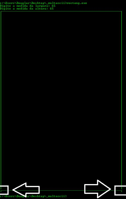 Create a rectangle with ASCII code.-rect_error-jpg