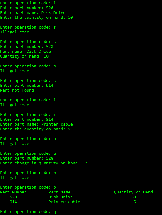 Default Case Keeps Printing In Switch Statement-output2-png