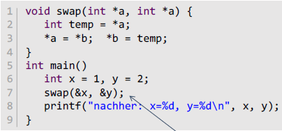 Printing out a number in reversed order by using recursion + side-question-pointer-png