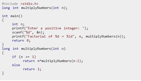 Printing out a number in reversed order by using recursion + side-question-fak-png