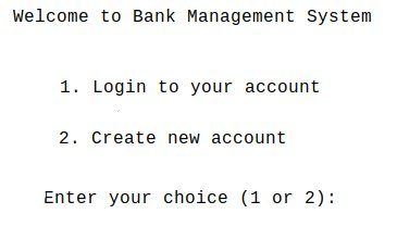 Bank account management project help-outline1-jpg