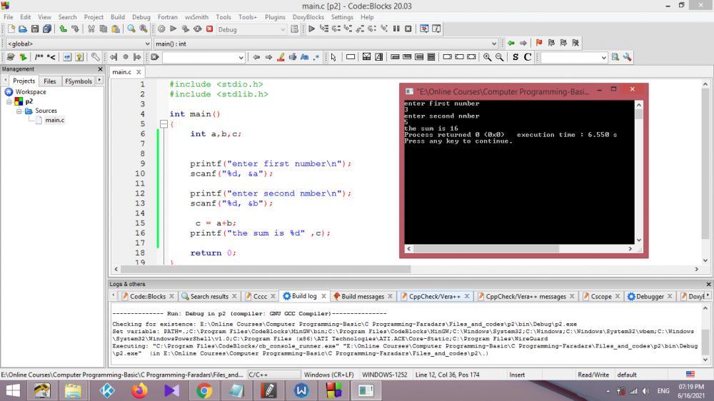 Get wrong answer in code::Blocks for C programm-screenshot-20-jpg