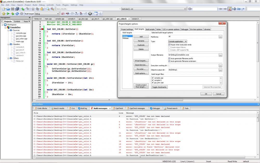 Class Methods Multipile Definitions-buildtargets-jpg