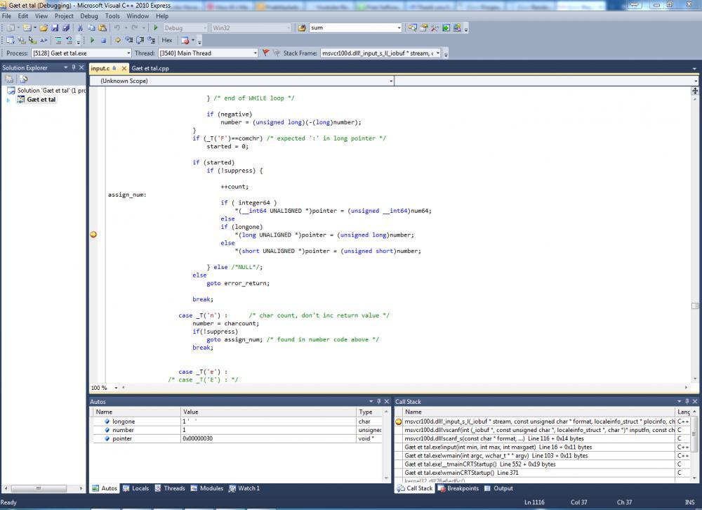 Errors inside a function C++ 2010 express-fejl-jpg