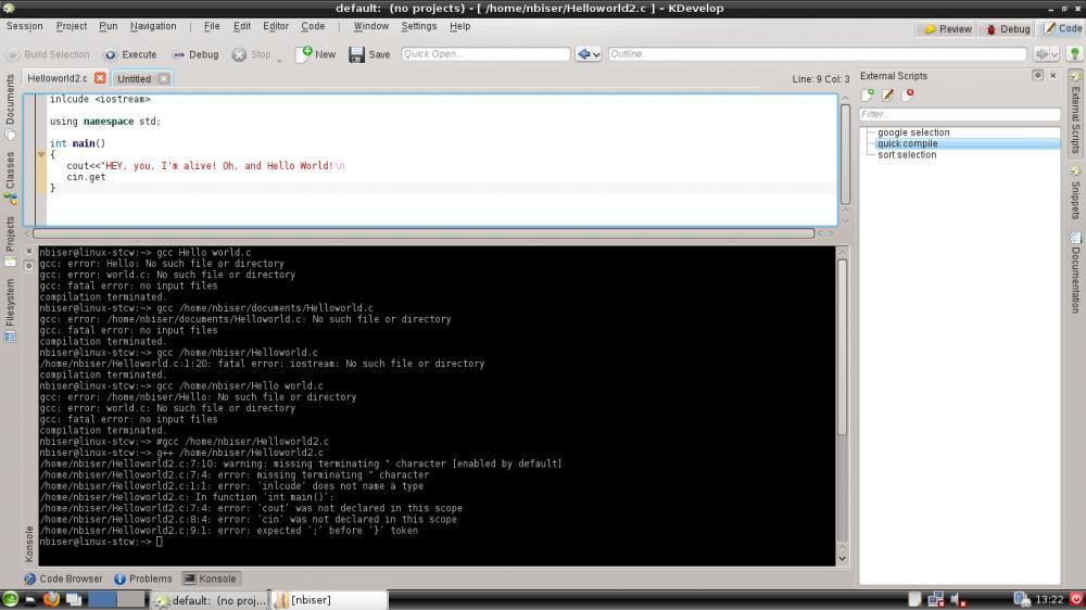Makefile missing:-problems-still-jpg