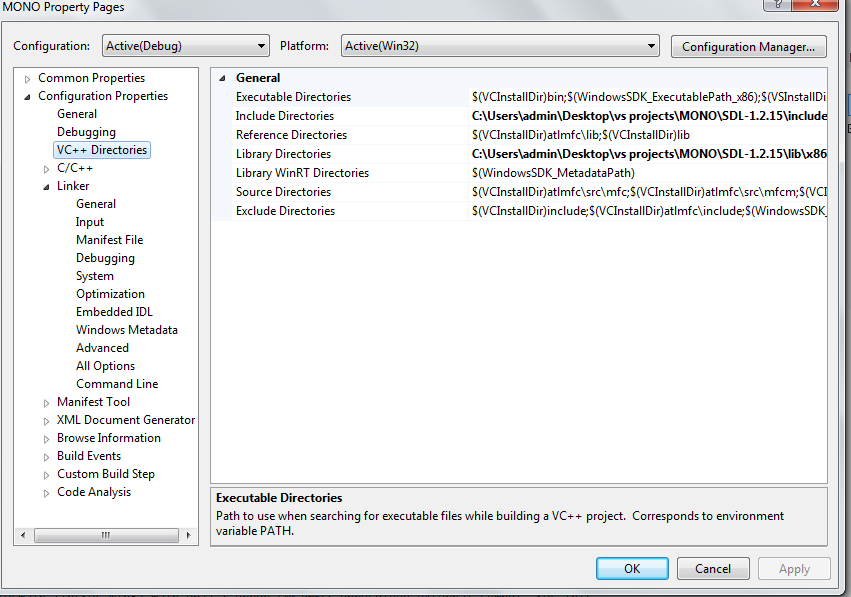 SDL on visual studio errors! i need help!-microsoft-visual-studio-png