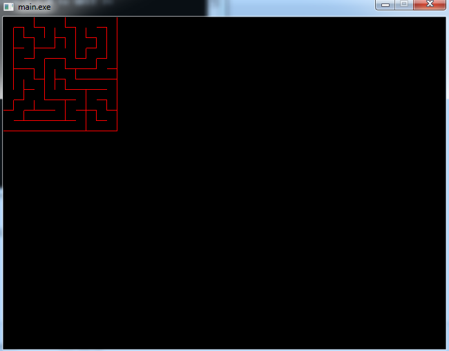 Converting 2D Maze Generator to 3D-allegro-maze-png
