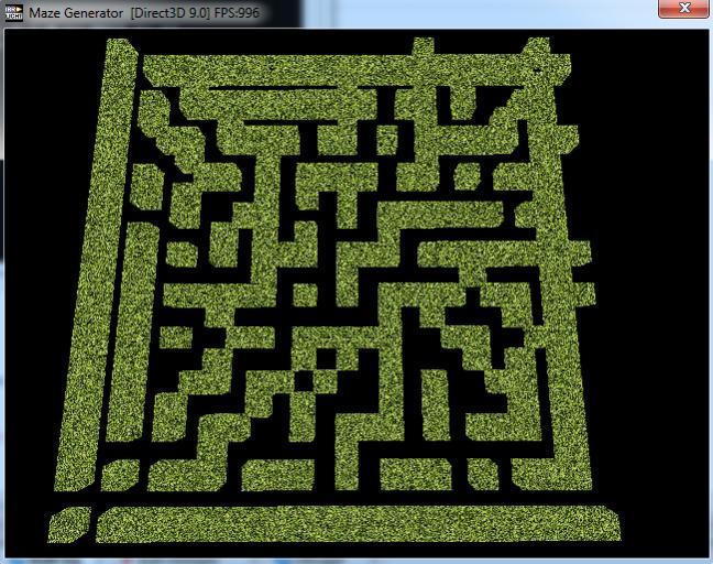 Converting 2D Maze Generator to 3D-irrlicht-maze-jpg