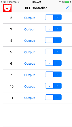Momentary Switch Function-ios-interface-png