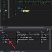 Object not showing member values-jpg
