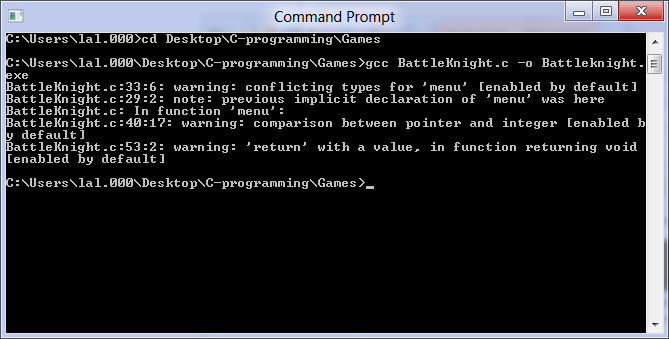 A little problem with my game-console-warnings-png