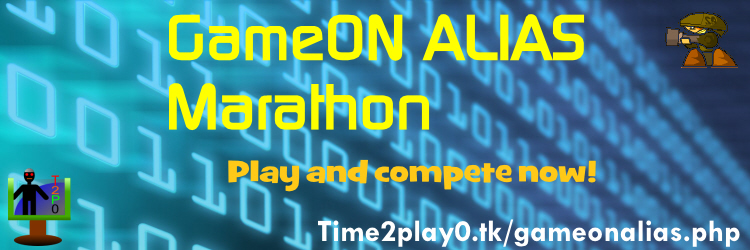 GameON ALIAS Marathon Gameplay Contest-goalias-jpg