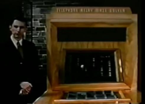 Claude Shannon's relay circuit maze solver-shannonmaze-jpg