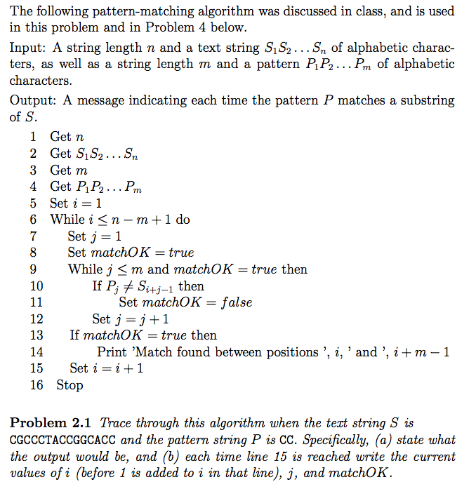 Pseudo code used to assist in writing an algorithm